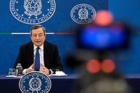 20210326 Conferenza Stampa di Mario Draghi