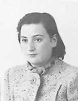 BNPS.co.uk (01202) 558833. <br /> Pic: Pen&Sword/BNPS<br /> <br /> Pictured: Estella Agsteribbe was part of the 1928 gold medal winning Dutch gymnastics team and one of the four Jewish members of the team murdered during the Holocaust. <br /> <br /> The tragic stories of almost 500 Olympians who were killed during World War Two have been revealed in a new book.<br /> <br /> While this year's Tokyo Olympics competitors are producing extraordinary feats in the sporting arena, these fallen Olympians displayed heroism of a different kind.<br /> <br /> Dozens died carrying out acts of gallantry in major battles including D-Day, while almost 60 Jewish participants perished in concentration camps during the Holocaust.
