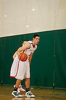 April 8, 2011 - Hampton, VA. USA; Kenny Kaminski participates in the 2011 Elite Youth Basketball League at the Boo Williams Sports Complex. Photo/Andrew Shurtleff