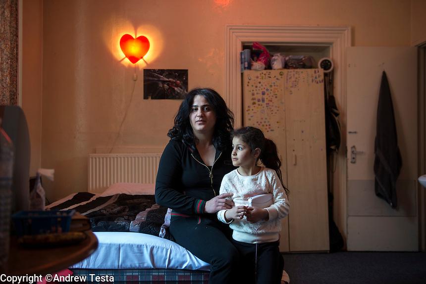 UK. London. 20th April 2013.<br /> <br /> ©Andrew Testa/Panos for Der Spiegel