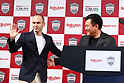 Andres Iniesta signs with J-League first-division side Vissel Kobe