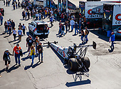 Antron Brown, Matco Tools, top fuel, Sequoia, pits, support vehicle