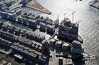 Hafencity: EUROPA, DEUTSCHLAND, HAMBURG, (EUROPE, GERMANY), 02.04.2010: Hafencity, Elbphilharmonie, Hafen, City, Hamburg, Baustelle,  Stadtplanung, Planung, Buero, Wohn, Haus, Bau, Wasser, Konjunktur,  Sandtorhafen, Baustelle, Philharmonie, Elbe, Elbphilharmonie, Umbau, Ausbau, Haus, Neubau, Hafen, Hafencity, Speicherstadt, Hafengebiet, ehemaliges, Loch, finanz, Millionen, Finanzen, Deutschland, Hamburg, City, Bebauung, Stadtplanung, Stadt, Grossstadt, Bau, Wasser, Gewaesser, Fluss, Uebersicht, Luftbild, Luftaufname, Luftansicht, Erweiterung, Innenstadt, Kran, Kraene, Baukran, Baukraene, Kaispeicher, A # , water, air opinion, Hafencity, Stadtplanung, lakes and rivers, body of water, waters, overview, outline, survey, Elbphilharmonie, building, house, A, crane, hoist, harbor, harbour, port, re-modelling, conversion, alteration, Luftaufname, city, building site, construction site, job site, erection crane, town, removal, improvement, lining, enhancement, enlargement, extender, philharmonic orchestra, burrow, build, new building, germany, development, housing, memory city, elbe, dockland, aerial photograph, hamburg, Kaispeicher, former, flow, flood, river, Aufwind-Luftbilder.c o p y r i g h t : A U F W I N D - L U F T B I L D E R . de.G e r t r u d - B a e u m e r - S t i e g 1 0 2, .2 1 0 3 5 H a m b u r g , G e r m a n y.P h o n e + 4 9 (0) 1 7 1 - 6 8 6 6 0 6 9 .E m a i l H w e i 1 @ a o l . c o m.w w w . a u f w i n d - l u f t b i l d e r . d e.K o n t o : P o s t b a n k H a m b u r g .B l z : 2 0 0 1 0 0 2 0 .K o n t o : 5 8 3 6 5 7 2 0 9. V e r o e f f e n t l i c h u n g  n u r  m i t  H o n o r a r  n a c h M F M, N a m e n s n e n n u n g  u n d B e l e g e x e m p l a r !.