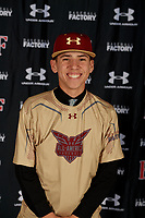 Carson Gnetz during the Under Armour All-America Tournament powered by Baseball Factory on January 17, 2020 at Sloan Park in Mesa, Arizona.  (Mike Janes/Four Seam Images)