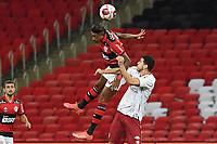 Rio de Janeiro (RJ), 22/05/2021 - Flamengo-Fluminense - Bruno Henrique jogador do Flamengo,durante partida contra o Fluminense,válida pela final do Campeonato Carioca 2021,realizada no Estádio Jornalista Mário Filho (Maracanã), na zona norte do Rio de Janeiro, neste sábado (22).