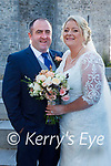 Jacqueline Dineen, daughter of Paddy & Betty, Dromtacker, Tralee & Thomas Sheehy, son of Andrew & Julia, Ballyduff who were married on Saturday last in the Church of the Immaculate Conception by Fr. Brendan Walsh. Best man was Paul Sheehy and the groomsman was DJ Keohane.Ther brides maids were Caroline Kearney & Elaine Forrest. The page boy was Matthew Sheehy. The reception was held in the Listowel Arms Hotel.