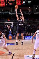 New Zealand Tall Blacks' Shea Ili in action during the FIBA World Cup Basketball Qualifier - NZ Tall Blacks v Jordan at Horncastle Arena, Christchurch, New Zealand on Thursday 29 November  2018. <br /> Photo by Masanori Udagawa. <br /> www.photowellington.photoshelter.com