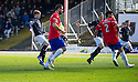 Dundee's Craig Wighton scores their first goal.