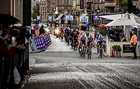 chasing group<br /> <br /> 9th Gent-Wevelgem in Flanders Fields 2020<br /> Elite Womens Race (1.WWT)<br /> <br /> One Day Race from Ypres (Ieper) to Wevelgem 141km<br /> <br /> ©kramon