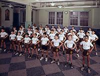 Saint John Villa Academy, New York, Gym Class