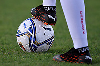 Puma Future 6.1 netfit shoes are seen during the Women s EURO 2022 qualifying football match between Italy and Denmark at stadio Carlo Castellani in Empoli (Italy), October, 27th, 2020. Photo Andrea Staccioli / Insidefoto