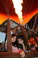 20121005 October 05 Hot Air Balloon Cairns