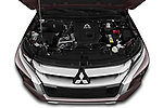 Car Stock 2020 Mitsubishi L200 Invite 4 Door Pick-up Engine  high angle detail view