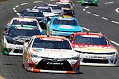 NASCAR Xfinity Series<br /> Hisense 4K TV 300<br /> Charlotte Motor Speedway, Concord, NC USA<br /> Saturday 27 May 2017<br /> Matt Tifft, NBTS BrainTumor.org Toyota Camry<br /> World Copyright: Lesley Ann Miller<br /> LAT Images<br /> ref: Digital Image lam_170527CMS70424
