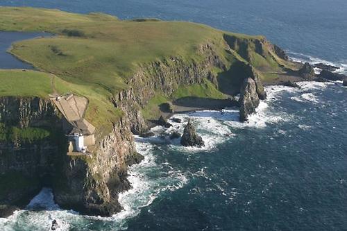 Rathlin Island, Ireland's supreme tidal gate