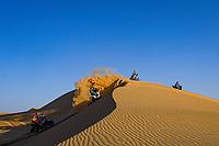4th January 2021; Dakar Rally stage 2;  #76 Krejci Roman (cze), KTM, Bo!Beton TeamOriginal by Motul, Moto, Bike, action during the 2nd stage of the Dakar 2021 between Bisha and Wadi Al Dawasir, in Saudi Arabia on January 4, 2021