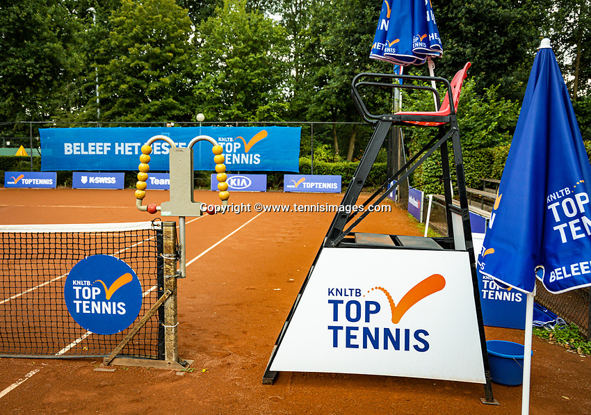 Hilversum, Netherlands, Juli 31, 2019, Tulip Tennis center, National Junior Tennis Championships 12 and 14 years, NJK, <br /> Photo: Tennisimages/Henk Koster