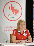 Catherine Gosselin-Despres, Toronto 2015.<br /> Highlights from Canada's Opening Ceremonies flag bearer annoucement // Faits saillants de l'annonce du porte-drapeau des cérémonies d'ouverture du Canada. 05/08/2015.