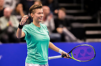 Alphen aan den Rijn, Netherlands, December 16, 2018, Tennispark Nieuwe Sloot, Ned. Loterij NK Tennis, Womans : Demi Schuurs (NED)<br /> Photo: Tennisimages/Henk Koster