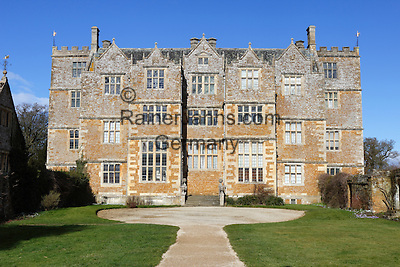 Great Britain, England, Oxfordshire, Cotswolds, Chastleton, near Chipping Norton: Chastleton House (Jacobean country house)   Grossbritannien, England, Oxfordshire, Cotswolds, Chastleton bei Chipping Norton: Chastleton House (Jakobinisches Landhaus)