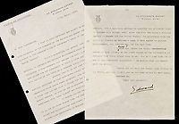 Explosive letter by Edward VIII laying bare a Royal rift provoked by his marriage of Wallis Simpson