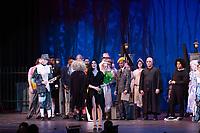 Addams Family Post-Show Presentations