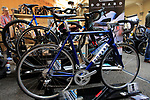 Northern Irish company Donard stand at Bespoked 2018 UK handmade bicycle show held at Brunel's Old Station & Engine Shed, Bristol, England. 21st April 2018.<br /> Picture: Eoin Clarke | Cyclefile<br /> <br /> <br /> All photos usage must carry mandatory copyright credit (© Cyclefile | Eoin Clarke)