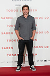 Javier Bardem attends to 'Todos lo Saben' film photocall at Urso Hotel in Madrid, Spain. September 12, 2018. (ALTERPHOTOS/A. Perez Meca)