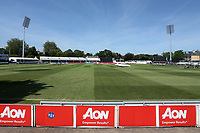 General view of the ground ahead of Essex Eagles vs Sussex Sharks, Vitality Blast T20 Cricket at The Cloudfm County Ground on 15th June 2021