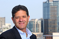 Nick Hanauer, founder of Civic Ventures, in Seattle, Wash. on August 8, 2017.(© Karen Ducey)