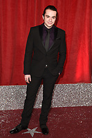 Harry Visinoni<br /> arriving for The British Soap Awards 2019 at the Lowry Theatre, Manchester<br /> <br /> ©Ash Knotek  D3505  01/06/2019