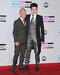 Adam Lambert and boyfriend Sauli Koskinen attends 2011 American Music Awards held at The Nokia Theater Live in Los Angeles, California on November 20,2011                                                                               © 2011 DVS / Hollywood Press Agency