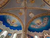 kroatische Minderheit, Herz-Jesu Kirche in Sombor, Vojvodina, Serbien, Europa<br /> Croatian Minority, Sacred Heart (Jesus) Church, Sombor,, Vojvodina, Serbia, Europe