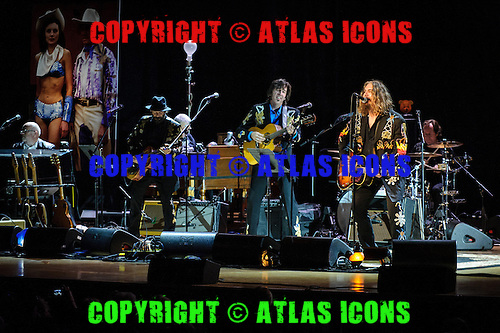 BLACKIE AND THE RODEO KINGS, LIVE, 2012, <br /> PHOTOCREDIT:  IGOR VIDYASHEV/ATLASICONS