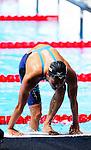 Aya Terakawa (JPN), <br /> JULY 30, 2013 - Swimming : Aya Terakawa of Japan after the women's 100m backstroke final at the 15th FINA Swimming World Championships at Palau Sant Jordi arena in Barcelona, Spain.<br /> (Photo by Daisuke Nakashima/AFLO)