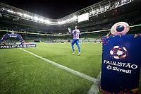 São Paulo (SP), 20/02/2020 - Palmeiras-Guarani - Weverton. Palmeiras e Guarani, durante partida válida pela sétima rodada do campeonato paulista 2020, no Allianz Parque, zona oeste da capital, na noite desta quinta-feira (20).