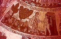 Venice:  Basilica San Marco--God leads man to paradise.