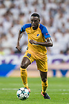 Vinicius de Oliveira Franco of APOEL FC in action during the UEFA Champions League 2017-18 match between Real Madrid and APOEL FC at Estadio Santiago Bernabeu on 13 September 2017 in Madrid, Spain. Photo by Diego Gonzalez / Power Sport Images