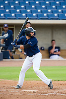 AZL Brewers designated hitter Julian Jarrard (39) at bat against the AZL Padres 2 on September 2, 2017 at Maryvale Baseball Park in Phoenix, Arizona. AZL Brewers defeated the AZL Padres 2 2-0. (Zachary Lucy/Four Seam Images)