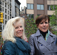05-17-11 ABC Rally - Colleen Zenk - Ilene Kristen - Mimi Torchin