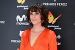 Belen Cuesta attends to the Feroz Awards 2017 in Madrid, Spain. January 23, 2017. (ALTERPHOTOS/BorjaB.Hojas)