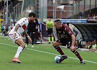2nd October 2021; Arechi Stadium, Salerno, Italy; Serie A football, Salernitana versus Genoa : Frank Ribery of Salernitana