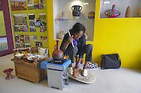 - Milano, Esposizione Mondiale Expo 2015, cluster tematico zone aride, padiglione della Eritrea<br /> <br /> - Milan, the World Exhibition Expo 2015, thematic cluster of arid areas, pavilion of Eritrea
