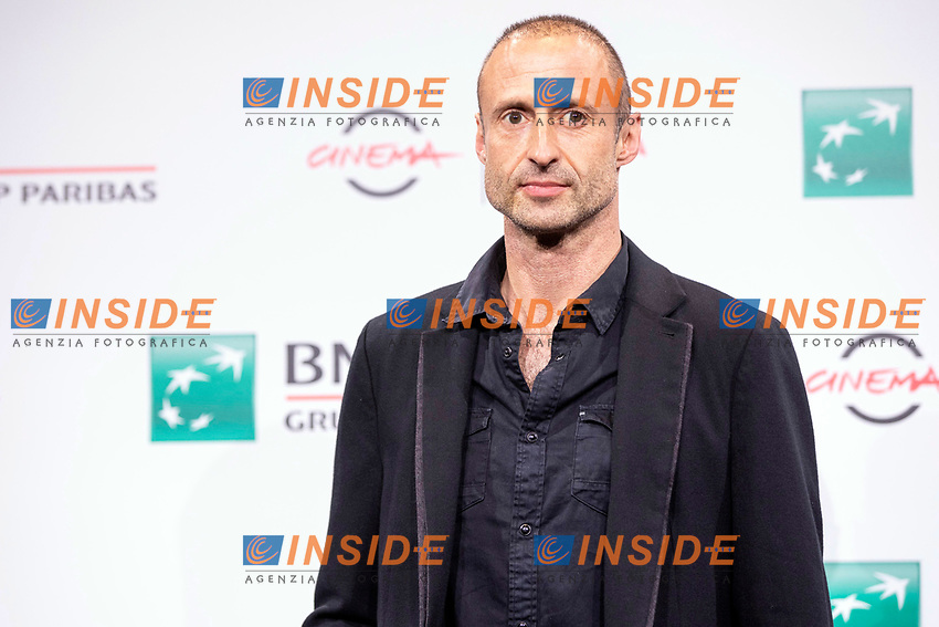 Director Gabriel Range poses for photographers for the photo call of the film Stardust during the 15th edition of Rome film Fest.<br /> Rome (Italy), 16/10/2020<br /> Photo Pool Insidefoto