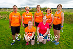 Taking part in the Tralee Born to Run clubs fundraising run in aid of Help Rose Bloom on Saturday morning, front l to r: Nora Begley and Angela Collins. Back l to r: Kieran Nolan, Ann O'Shea, Noreen O'Leary, Mary Holly and Rita Ryan.