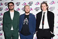 Alt J<br /> arriving for the NME Awards 2018 at the Brixton Academy, London<br /> <br /> <br /> ©Ash Knotek  D3376  14/02/2018