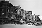 0710-058.  G Street east from 13th Street, Washington D.C. May 25, 1930.