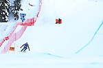 FIS Alpine Ski World Cup - Covid-19 Outbreak -  2nd Men's Downhill Ski event on 19/12/2020 in Val Gardena, Gröden, Italy. In action Dominik Paris (ITA)