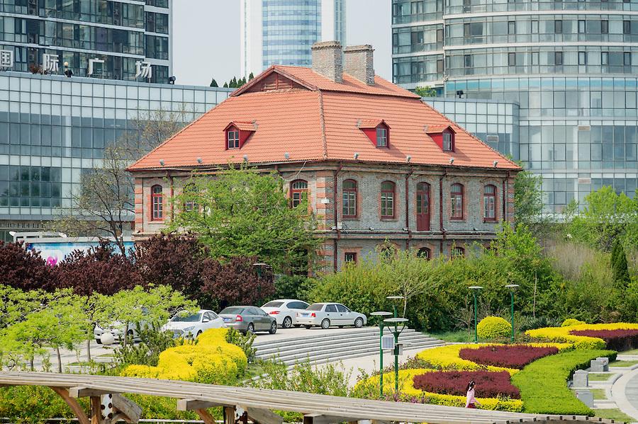Russian Consulate, Yantai (Chefoo).