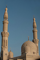 Revisiting a Jumeira mosque. Unlike the rest of Dubai, this hadn't changed much.